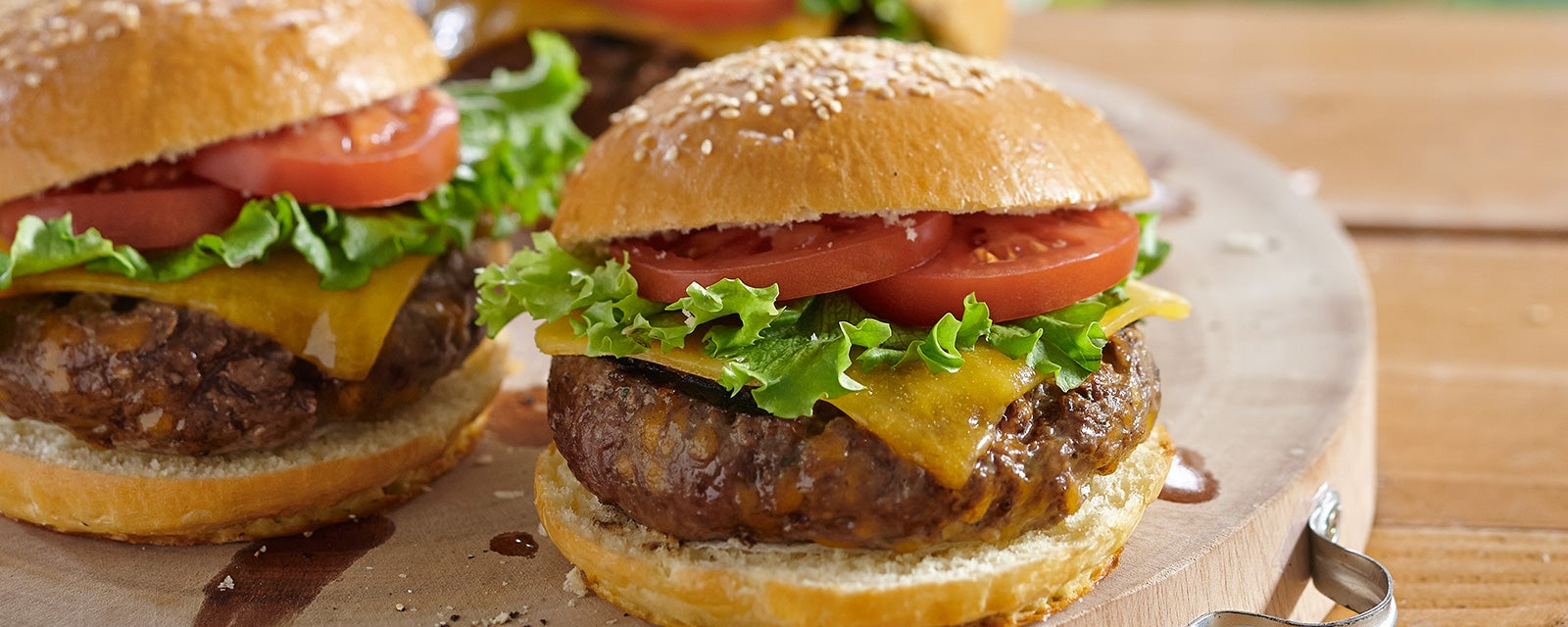 Original Ranch Cheeseburgers