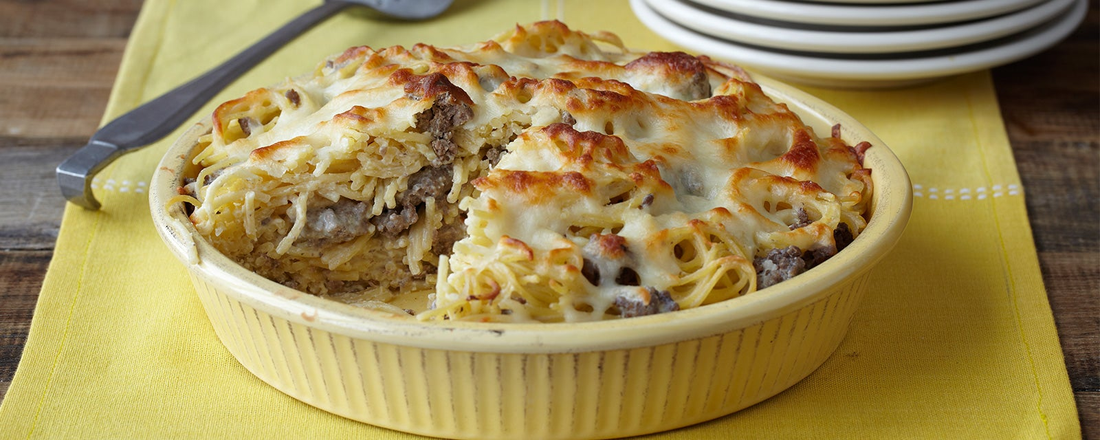 Ranch Spaghetti Pie Recipe Hidden Valley 174 Ranch