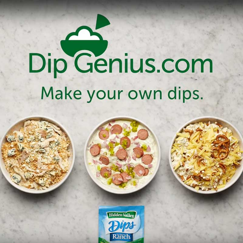 3 Ranch Dips for Any Occasion