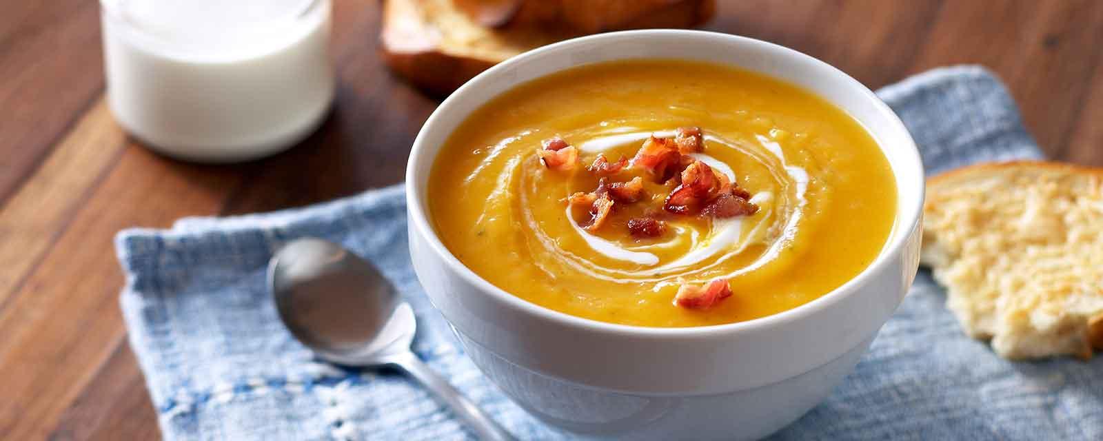Hidden Valley® Ranch Butternut Squash Soup