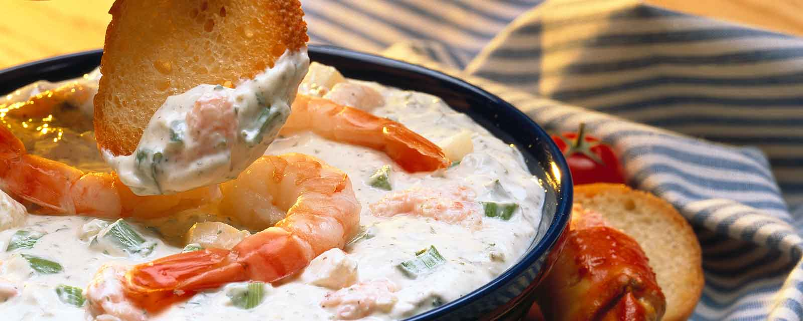 Ranch Clam Dip