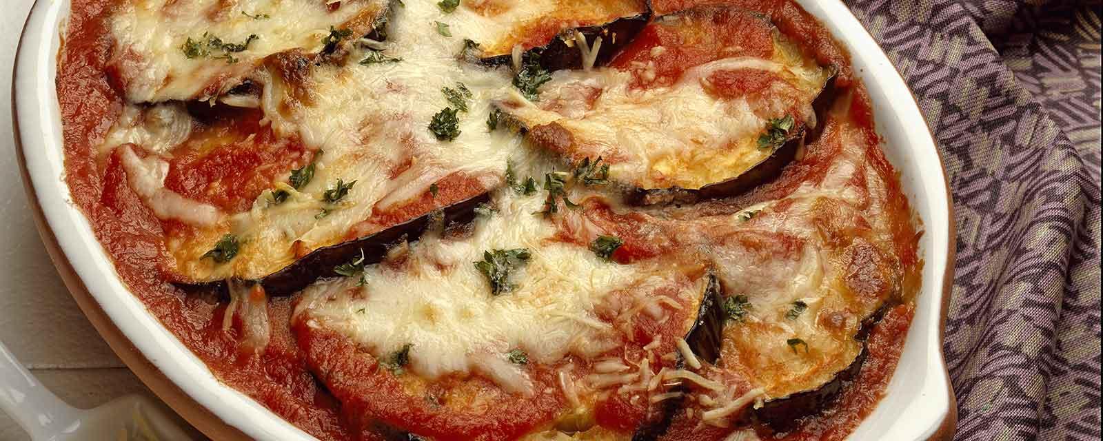 Valley Eggplant Parmigianino Recipe Hidden Valley 174 Ranch