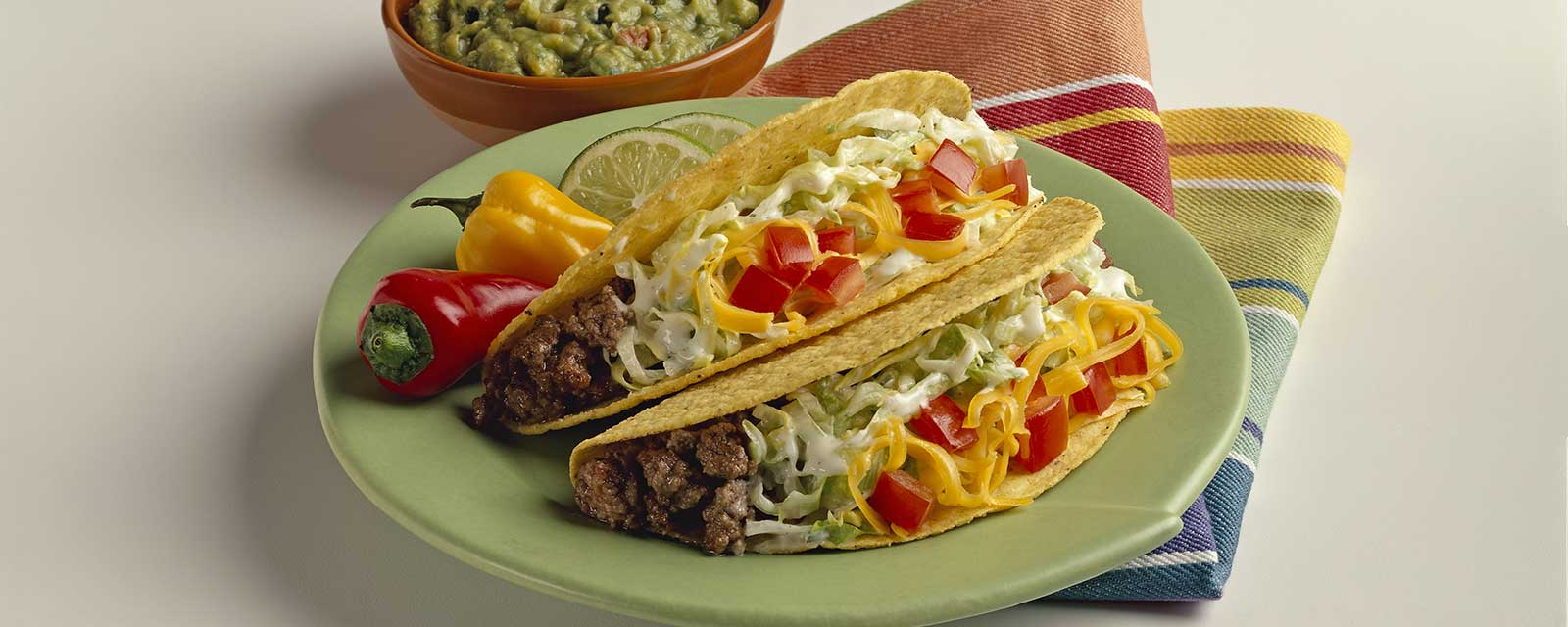 Outrageous Ranch Tacos Recipe | Hidden Valley® Ranch