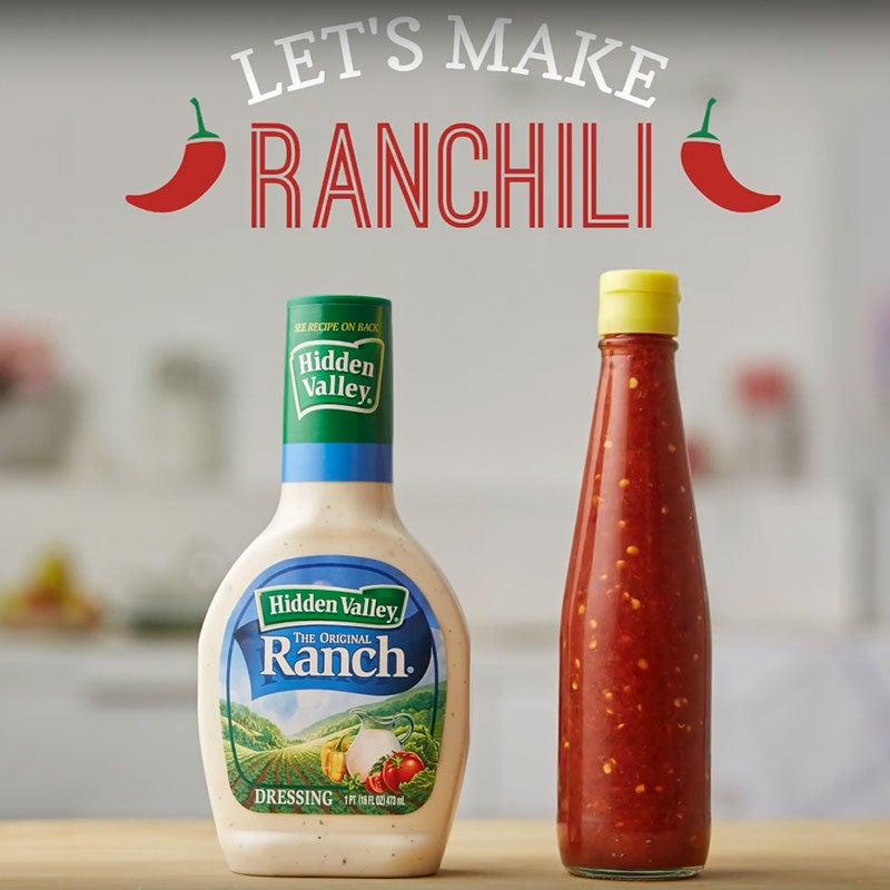 Part Creamy, Part Spicy, 100% Yum: Ranchili