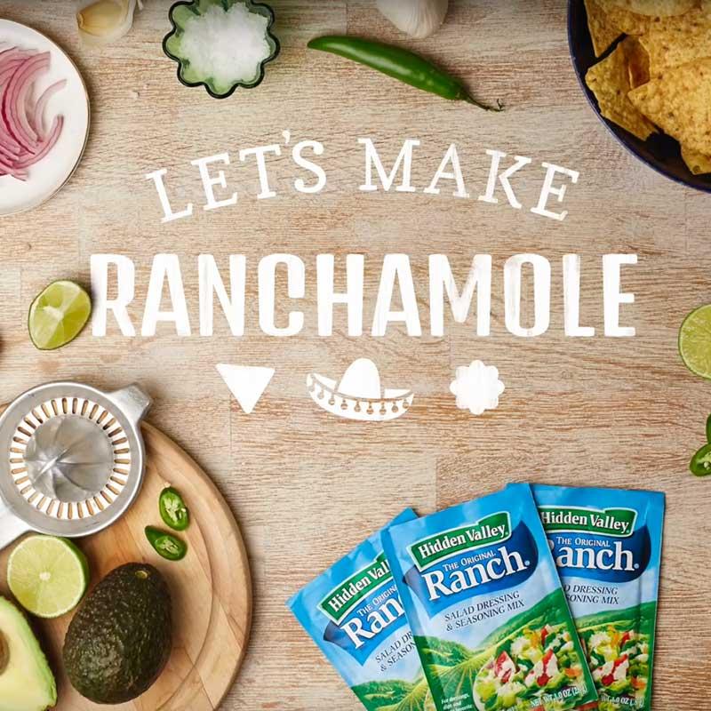 Ranchamole: A Tasty Twist on Guac