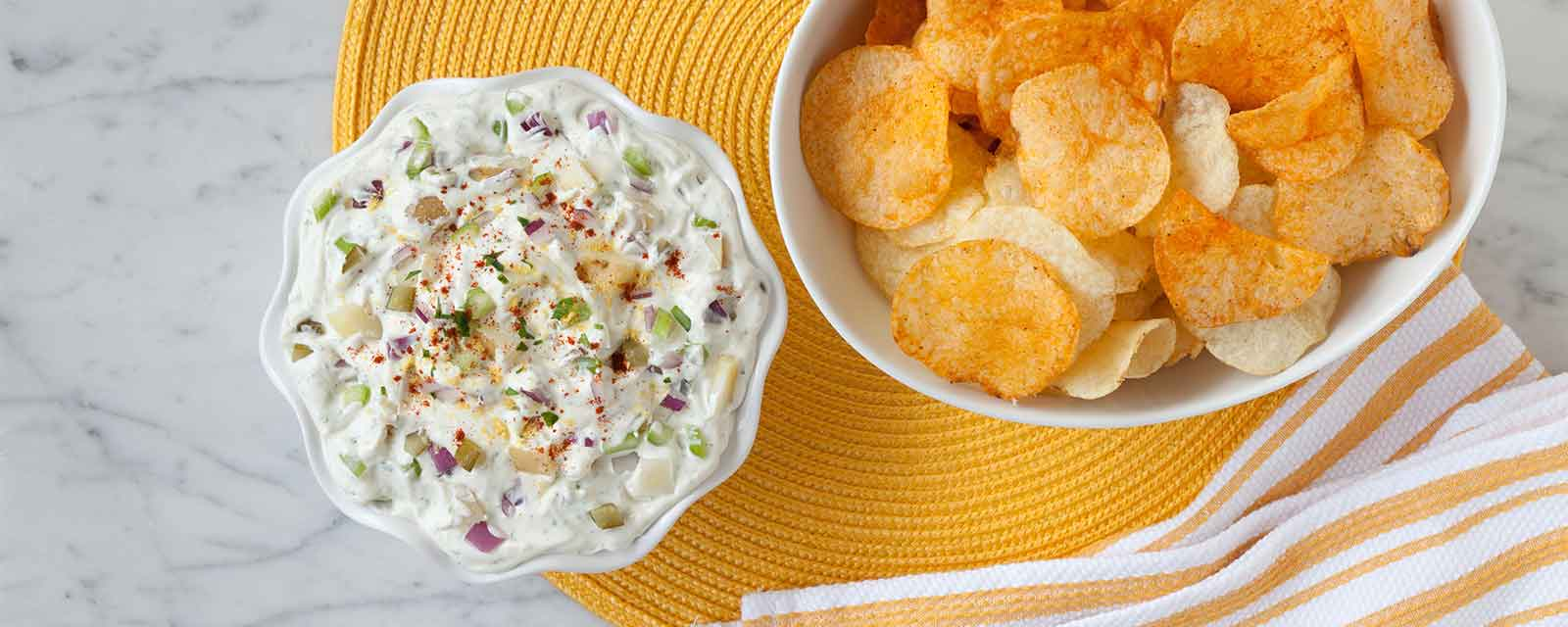 Potato Salad Dip Recipe Hidden Valley 174 Ranch