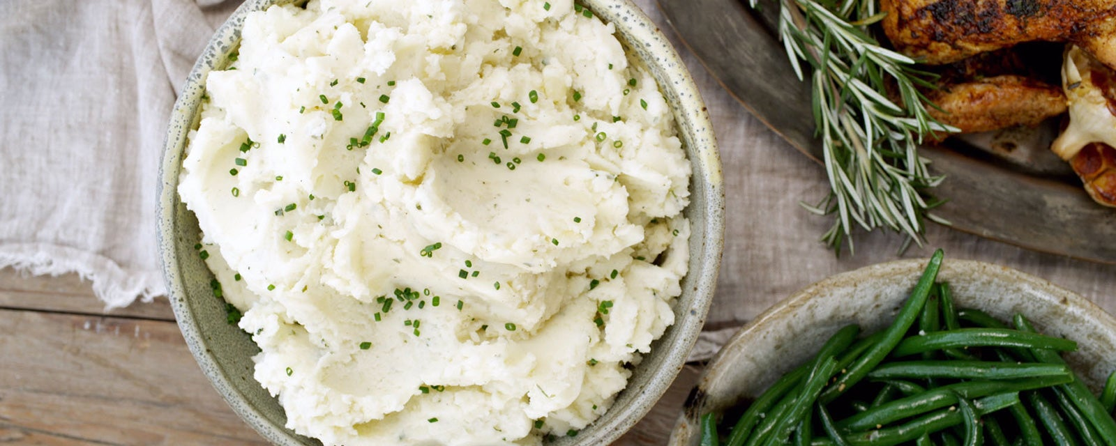 5 Ways to Mix & Mash Potatoes (and more)