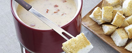 badgers-fondue