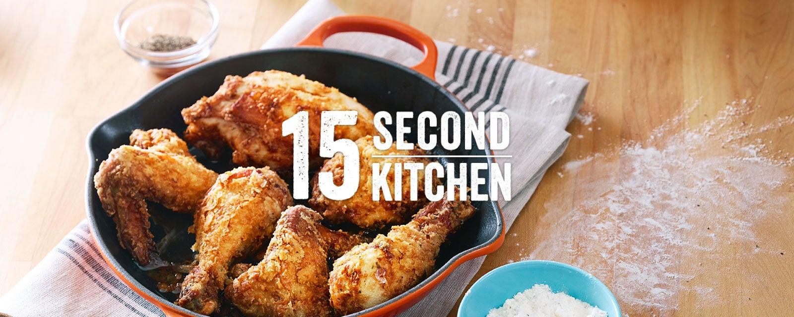 Hidden Valley 174 Ranch Fried Chicken Recipe Video Hidden Valley 174