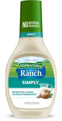 Hidden Valley® Simply Ranch Classic Ranch