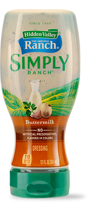 Hidden Valley® Simply Ranch Buttermilk