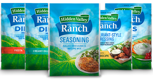 Seasoning Mix Packets