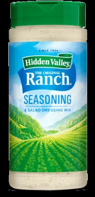 Hidden Valley® Original Ranch® Seasoning & Salad Dressing Mix Shaker