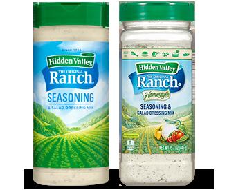 Seasoning Mix Shakers