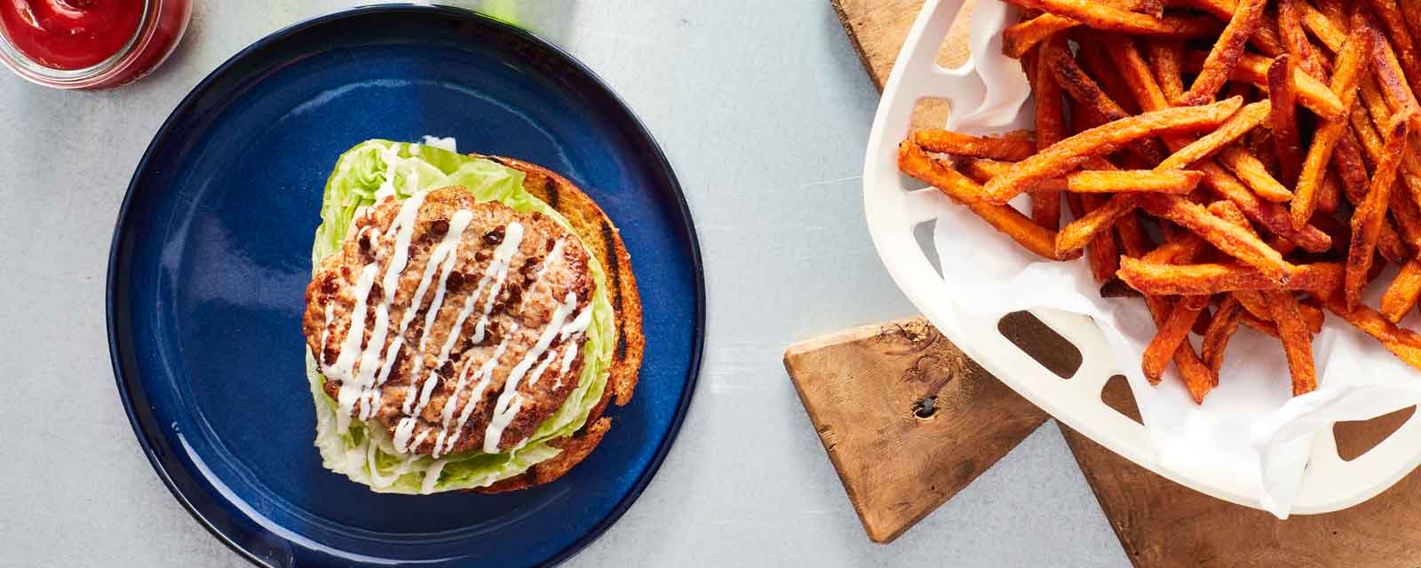 Grilled Turkey Burgers With Ranch Seasoning Hidden Valley 174 Ranch