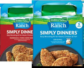 Simply Dinners™ Breading Prep Kits