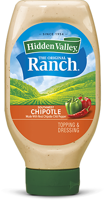 Southwest Chipotle Easy Squeeze Bottle