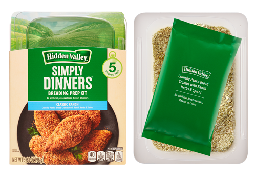 Simply Dinners™ Breading Prep Kit Classic Ranch