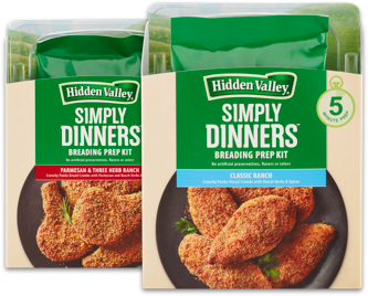 Simply Dinners™ Breading Prep Kits
