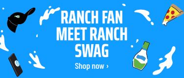 Ranch fan, meet ranch swag. Shop now.