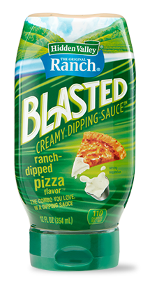 Ranch-Dipped Pizza Flavor™