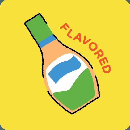 Flavored Hidden Valley Bottled Ranch