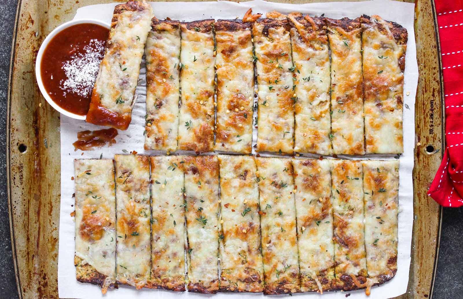 Zucchini Keto Bread Recipes