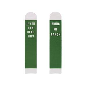 Hidden Valley® Ranch Bring Me Ranch Socks