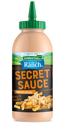 Smokehouse Secret Sauce