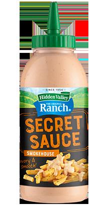 Smokehouse Secret Sauce