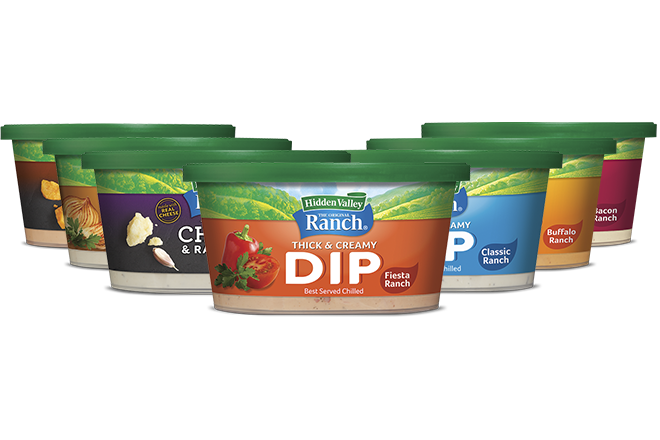 Ready-to-Eat Dips