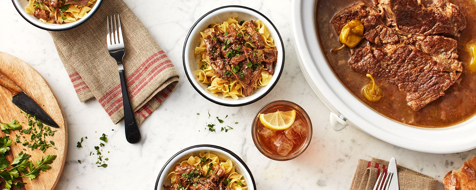 6 Savory Slow Cooker Recipes