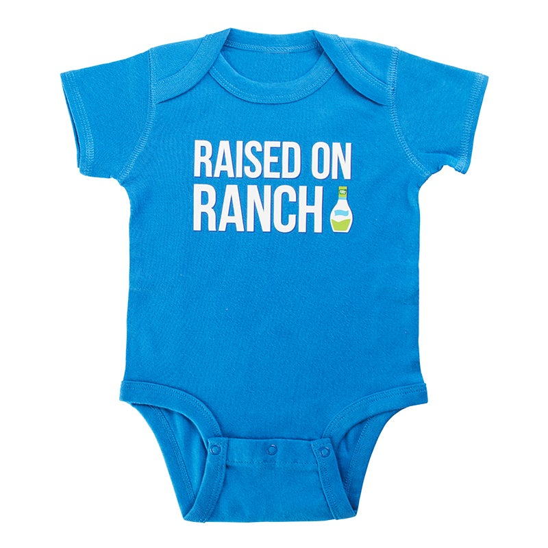 ranch onesie