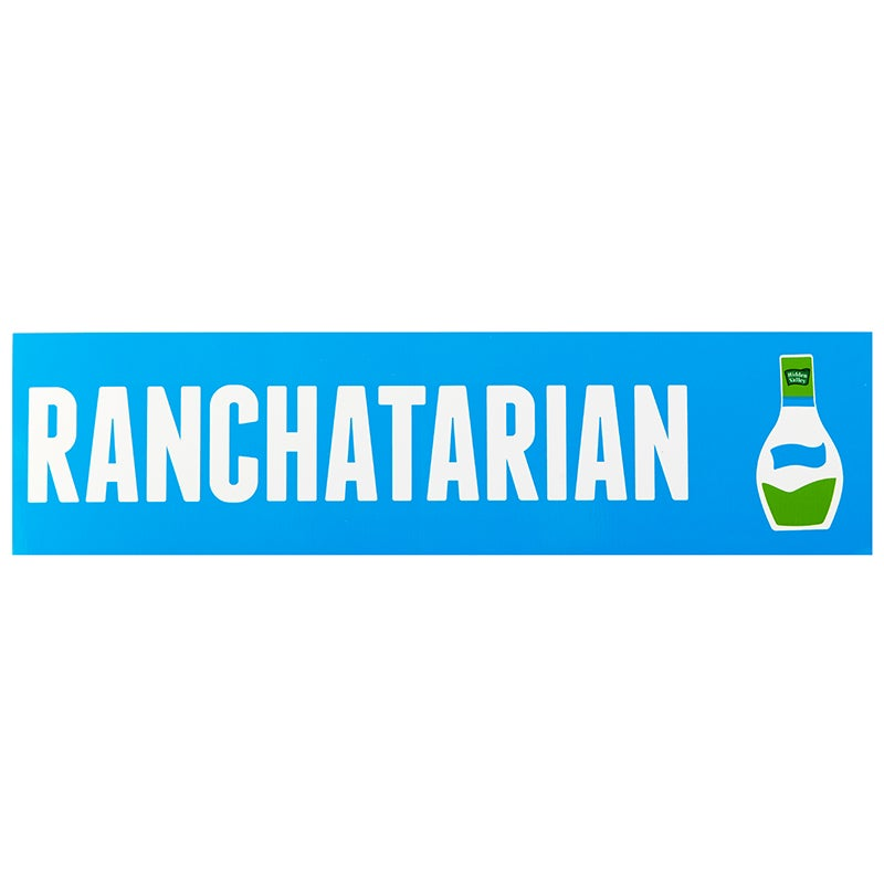 ranchatarian sticker