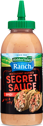 Spicy Secret Sauce