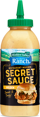 Golden Secret Sauce