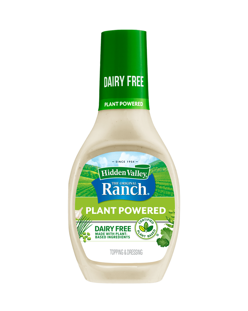 Hidden Valley® Original Ranch® Plant Powered Topping & Dressing