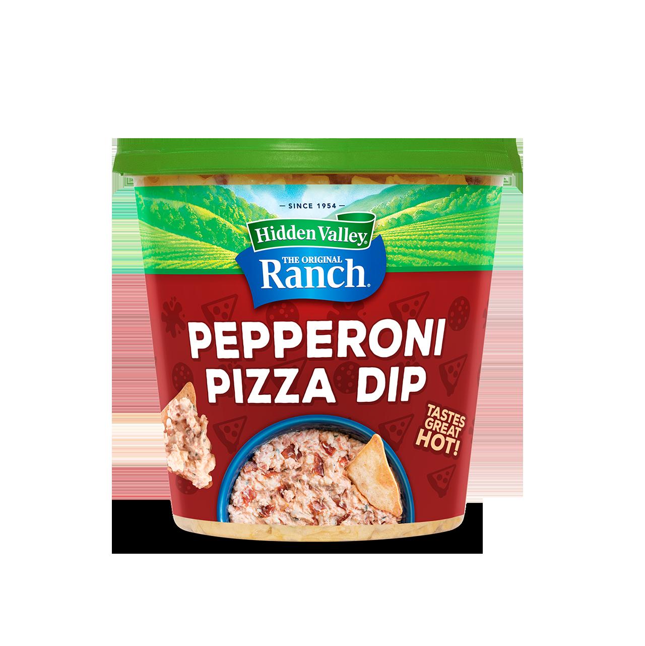Hidden Valley® Pepperoni Pizza Dip
