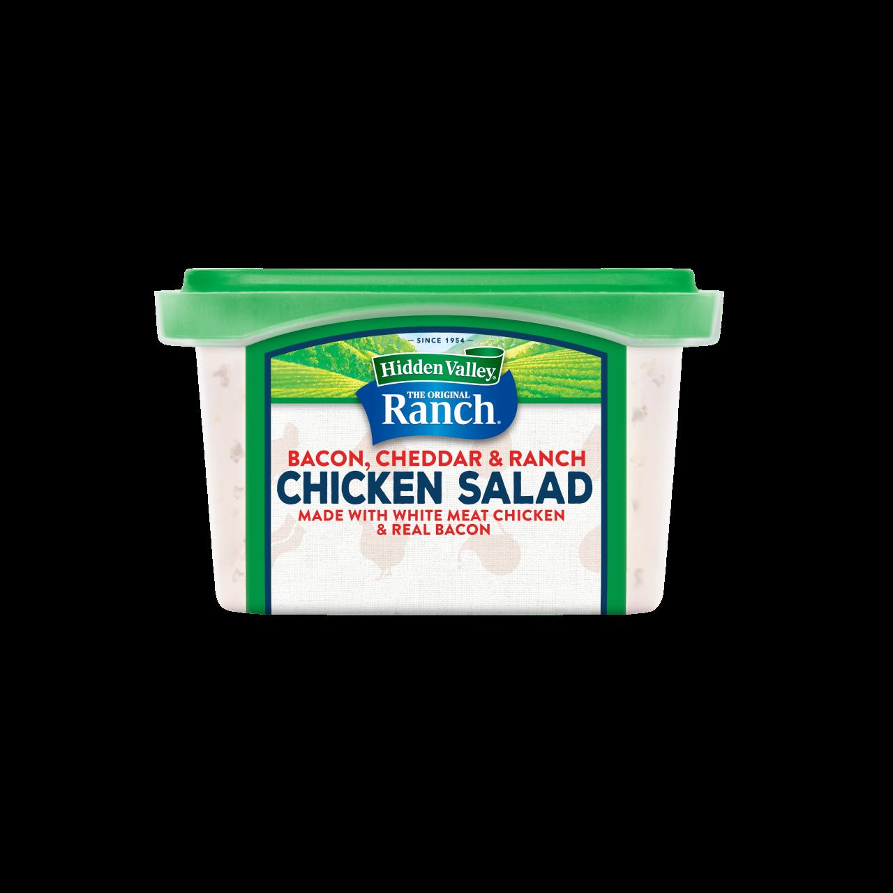 Hidden Valley® Bacon, Cheddar & Ranch Chicken Salad