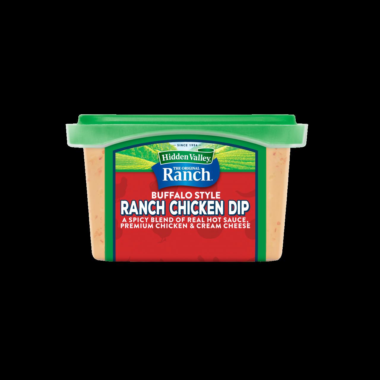 Hidden Valley® Buffalo Style Ranch Chicken Dip