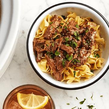 Slow Cooker & Pressure Cooker Recipes