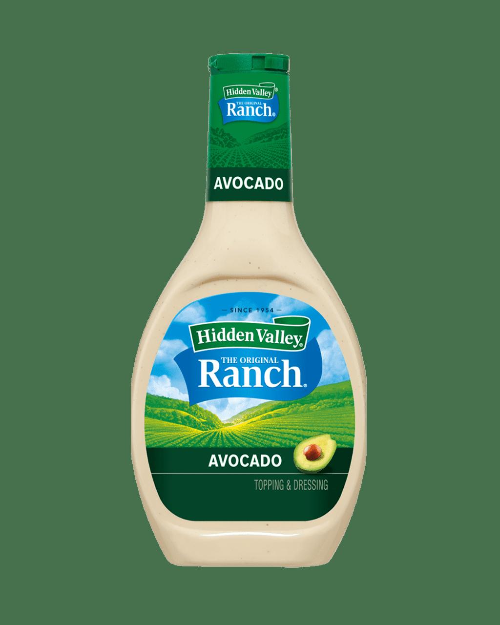 Hidden Valley® Avocado Ranch Topping & Dressing