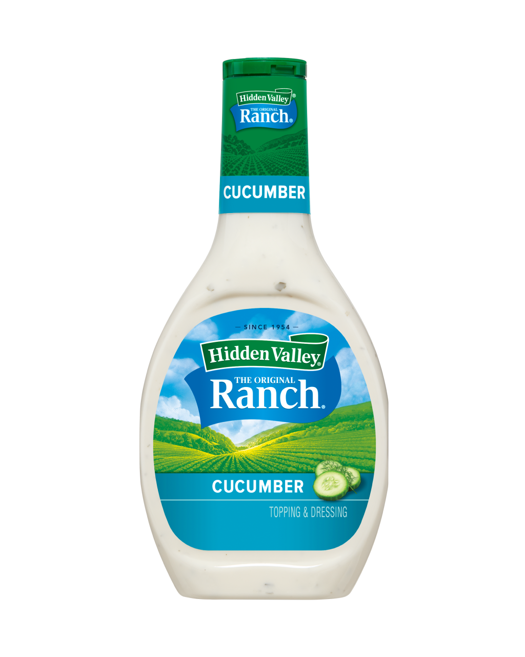 Hidden Valley® Cucumber Ranch Topping & Dressing