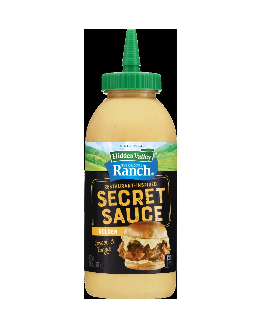 Hidden Valley® Golden Secret Sauce