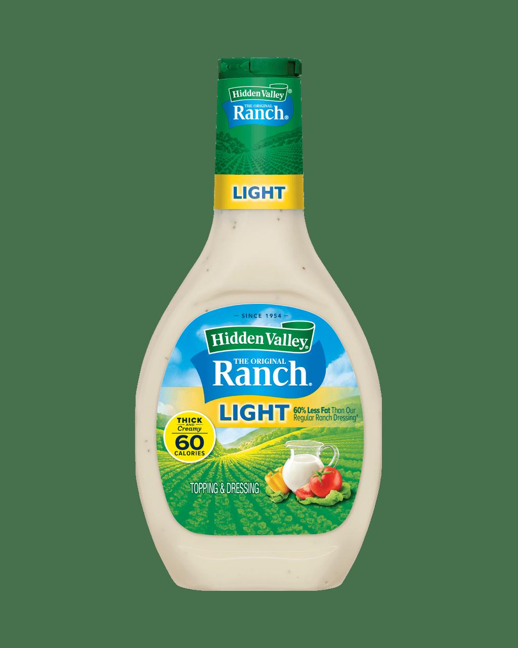 Hidden Valley® Original Ranch® Light Topping & Dressing