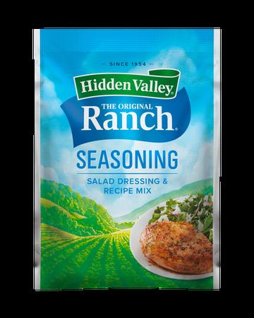 Hidden Valley® Original Ranch® Seasoning, Salad Dressing & Recipe Mix Packet