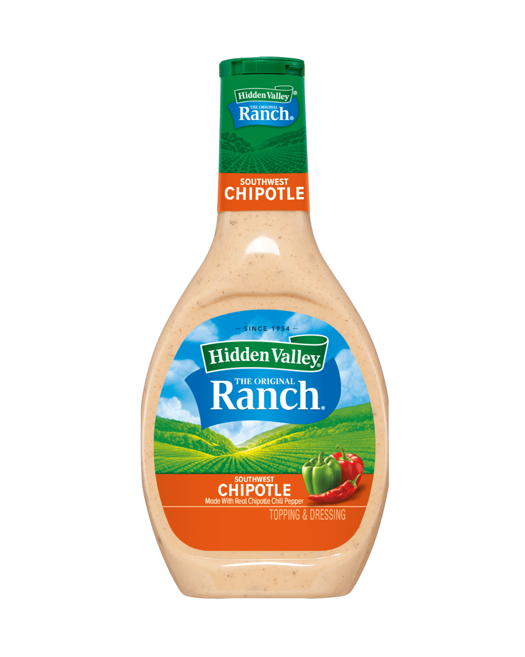 Hidden Valley® Southwest Chipotle Topping & Dressing