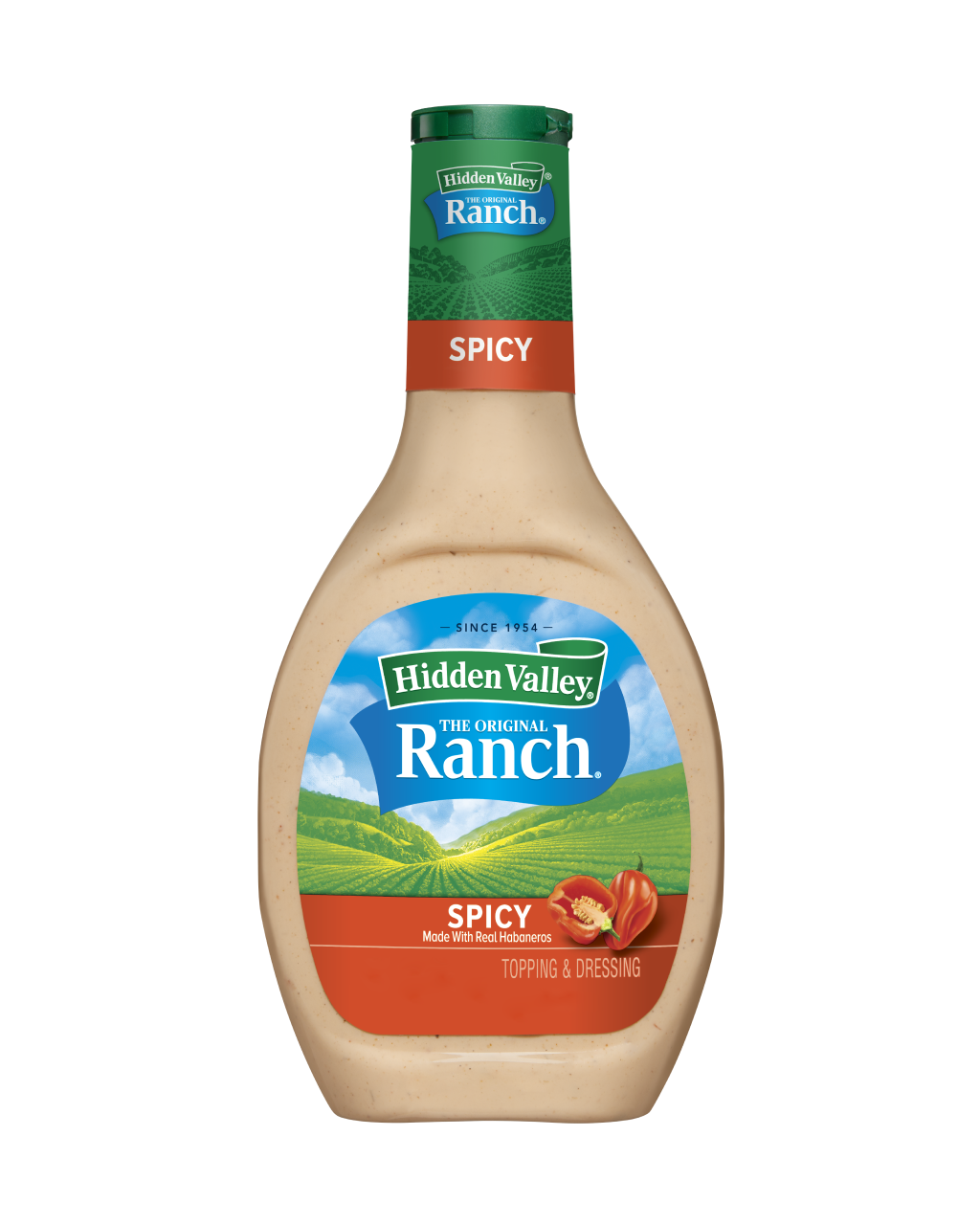 Hidden Valley® Spicy Ranch Topping & Dressing