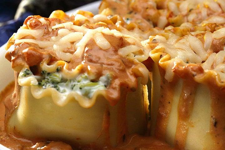 Bloomin' Lasagna