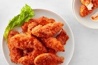 Buffalo Ranch Keto Chicken Tenders Recipe